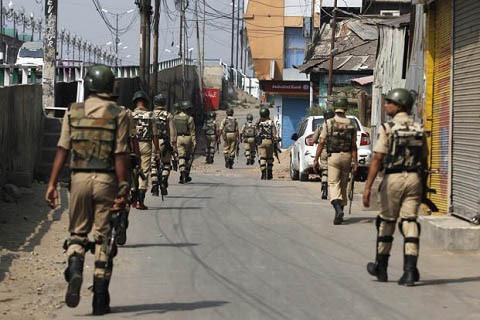Youth Killed In Pulwama