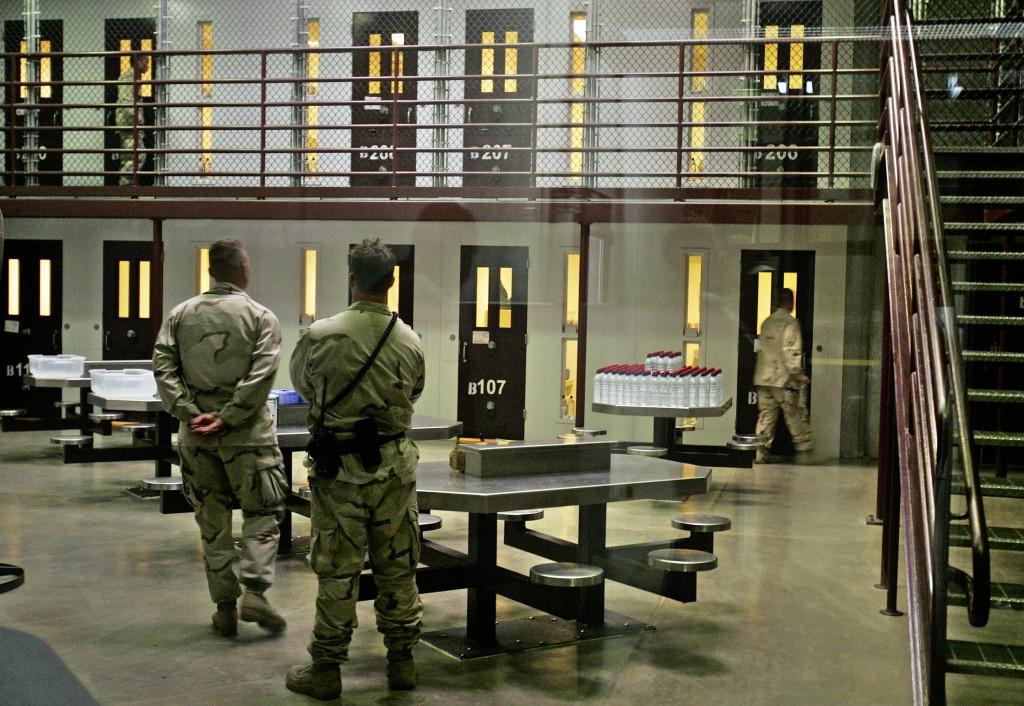 BJP-PDP Planning Gitmo Like Prison In J&K, Report