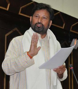 Controversial Lal Singh At It Again; 'Reminds' Jammu Muslims Of 1947