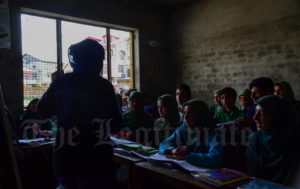 JK's Derailed Education System