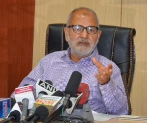 Come Up As Job Providers, Not As Job Seekers: Naeem Akhtar To Students
