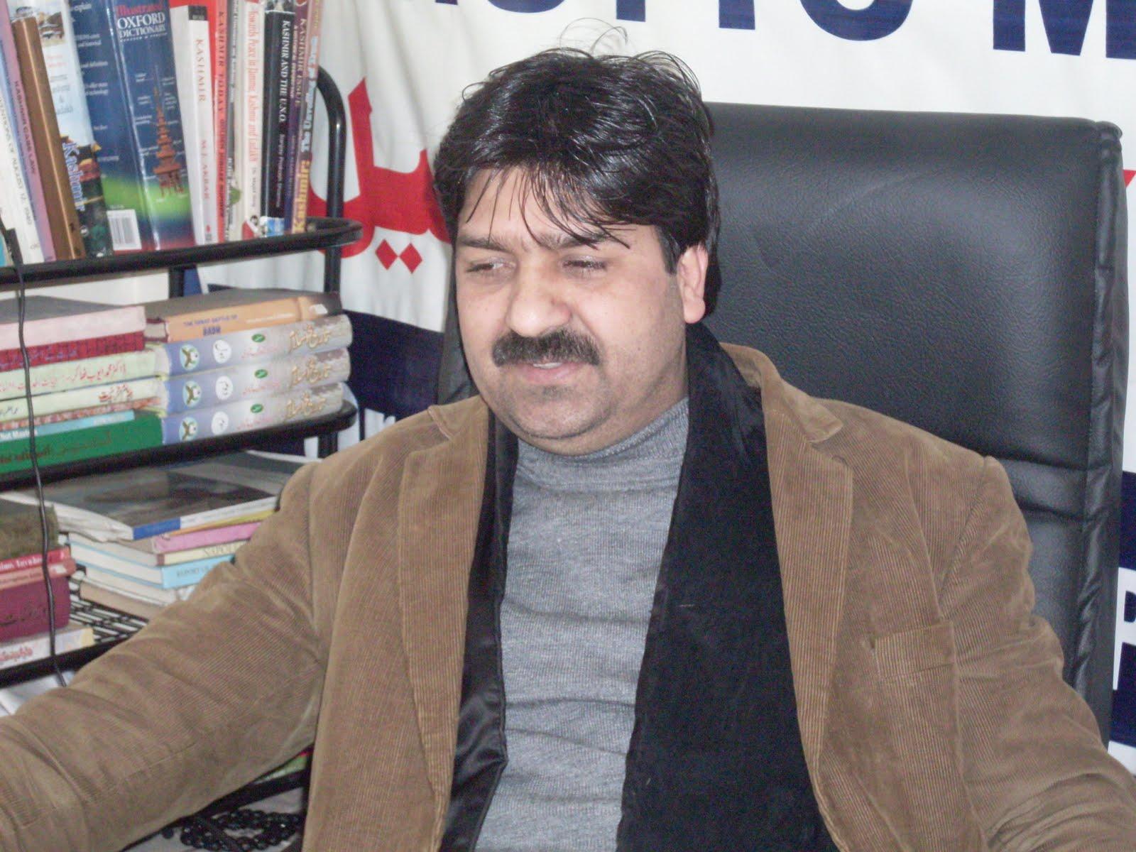 Hurriyat Has No Agenda, Strategy: Engineer Hilal War