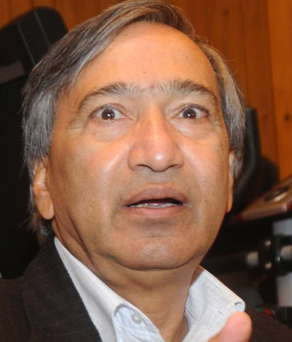 'Empty Stomachs Can't Be Satisfied By Deceptive Figures,' Says Tarigami