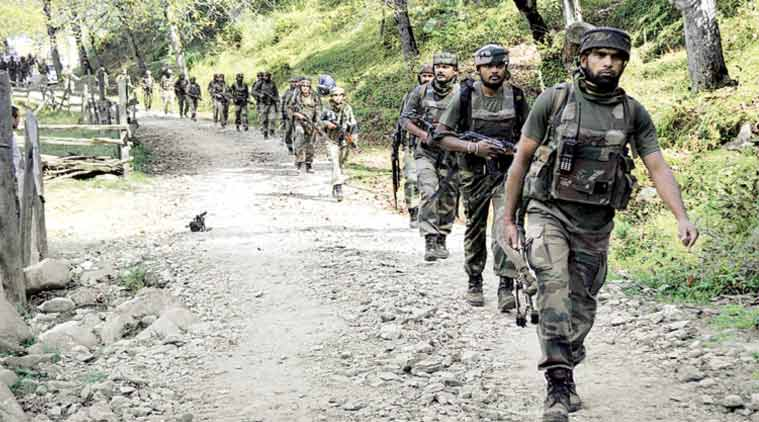 Militants Attack Army Convoy,2 Soldiers, Cop Killed