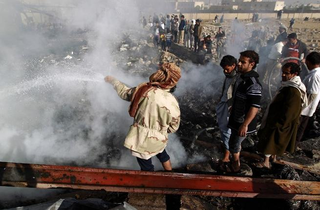 Yemen Suicide Attacks Kill At Least 45 Army Recruits