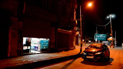 Kashmir Unrest: When City Wakes Up To Night life