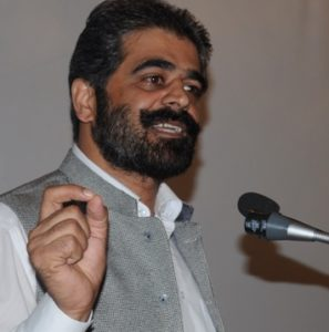 RSS Baptize Mehbooba: Nayeem Khan