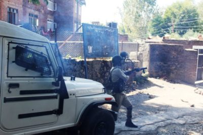 Militant killed in Bandipora encounter