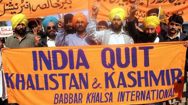 If Pak Helps Sikhs Can Make Khalistan: Amarjit Singh