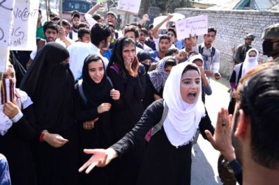 Children's Right To Education Must Be protected In Kashmir: AI