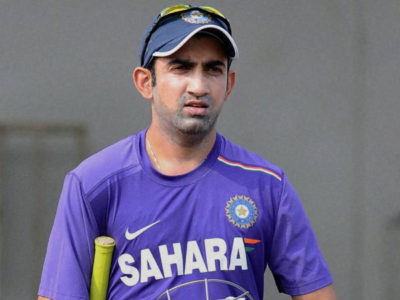 Won't Even Think Of Playing Cricket With Pakistan: Gambhir