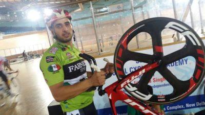 Kashmir's First International Cyclist Wins Two Gold Medals