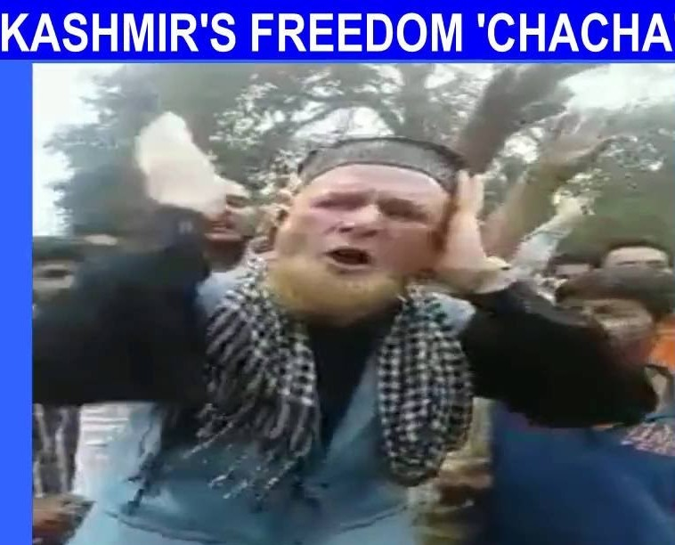 Police Arrest Freedom Chacha In South Kashmir