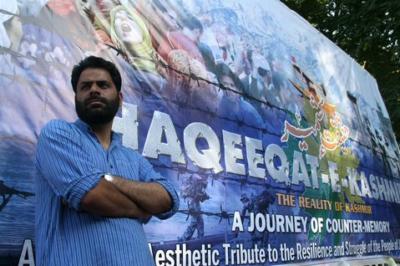 UN Experts Asks New Delhi To Release HR Activist Khuram Parveez
