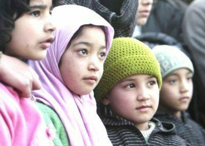 Kashmir Conflict Disturbs Children's Psyche
