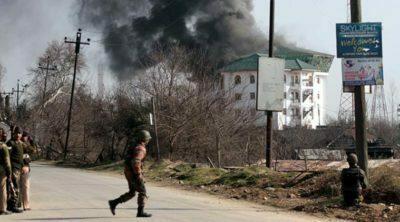Govt Procure New Anti Riot Grenades in Kashmir