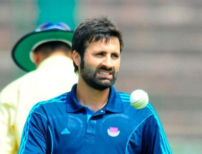 Aziz, Pervez Rasool Catch Andhra In Spin Web To Give JK Lead