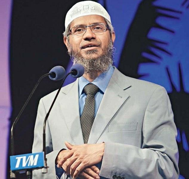 Govt. Puts Zakir Naik's NGO Under 'Prior Permission' List