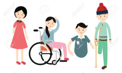 World Disability Day:  'Let's March With Heads High, Life Means Business'