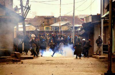 Clashes Rock Sopore