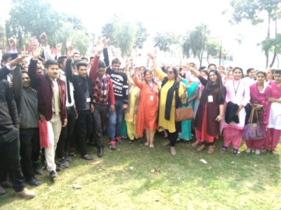 Aide Et Action Akhnoor Celebrate Women's Day