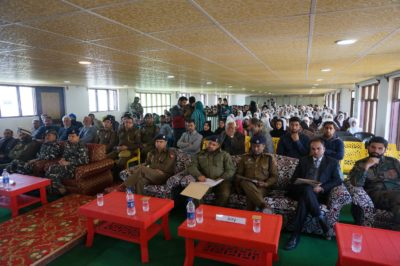 Sopore Police organize Drug Awarness Programme
