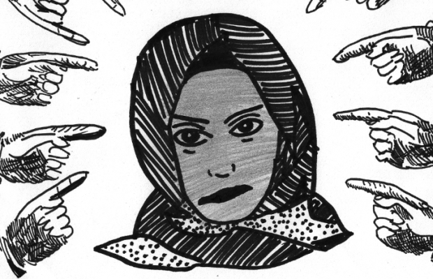 The Islamophobic Huckster In The White House
