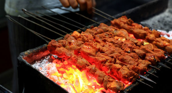 Relish Barbecues And Have Fun