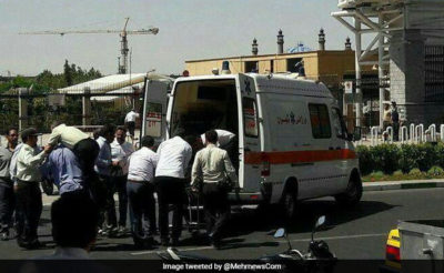 Shooting At Iran Parliament, Khomeini Tomb, 1 Dead, Many Injured: Report