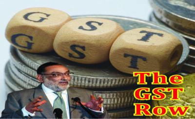 The GST Row