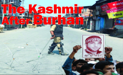 Kashmir After Burhan