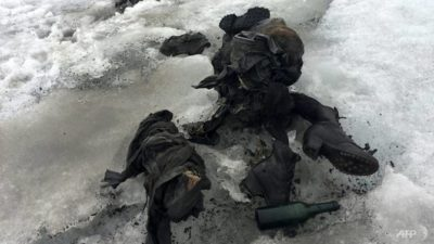 Swiss Couple Found On Glacier 75 Years After Disappearance