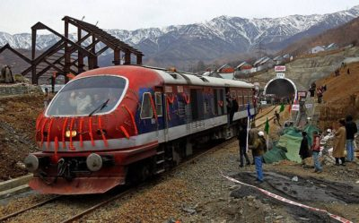 The Cheap But Dirty Trains Of Kashmir