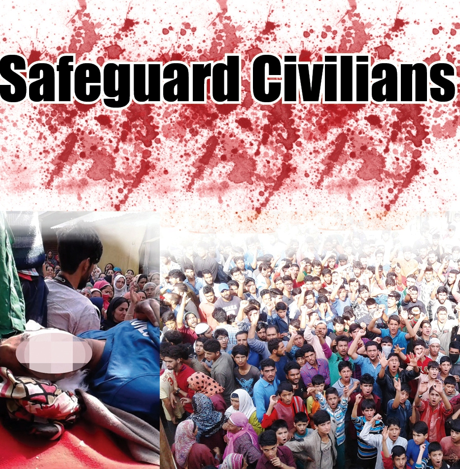 Safeguard Civilians