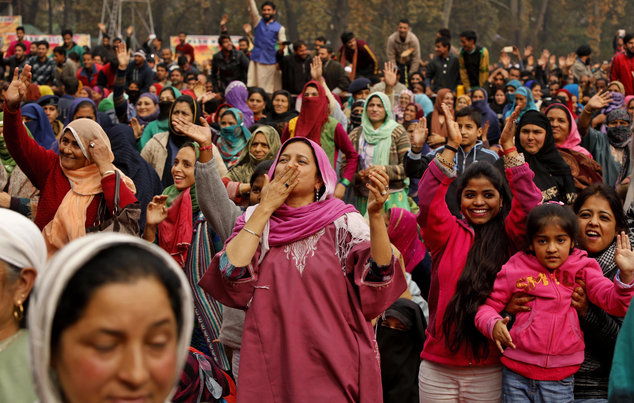The Changing Identities Of A Kashmiri