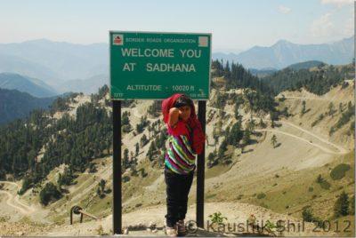 Sadna Pass: Gateway to Enchanted Valley