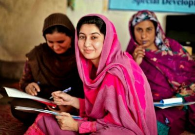 Beyond The Ordinary: The Resilient Women of Kashmir