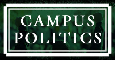 Campus Politics!  Why Selective Treatment?