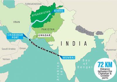 Chabahar Vs Gwadar: Battle of Dominance