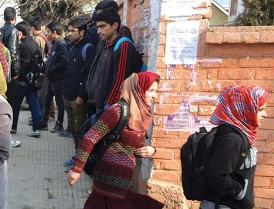In Anantnag Coaching Centres Take Parents, Students On Ride, Authorities Unfazed