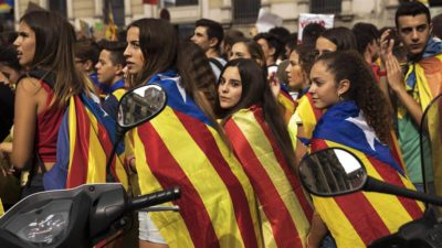 Catalonia Is Not Alone, Many States In The World Are Desperate To Break Away And Survive
