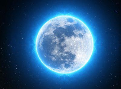 The Impact Of Blue Super Moon On Human Behaviour