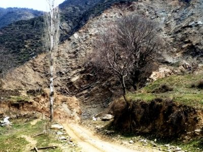 Stone Extraction Turns Splendid Drangbal Into Barren Land