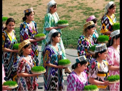 Nowroz, The Festival Of Nature!