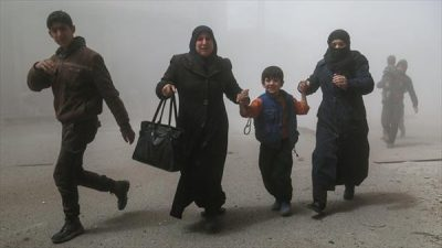 Ghouta Massacre And Civilised World