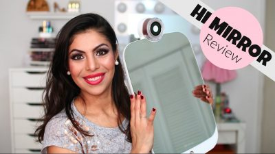 Get Ready For Your Personalized Skincare Consultant Called HiMirror Plus