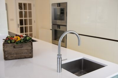 Bye Bye Bottles, Welcome Quooker Kitchen Tap