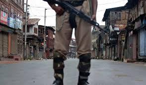 Valley Shuts Against Kulgam Civilian Killings