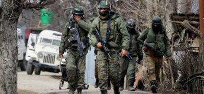 Three JeM Militants, Soldier,SOG Man Killed In Tral Gunfight