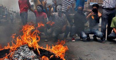 Kashmir On Fire:  What Next?